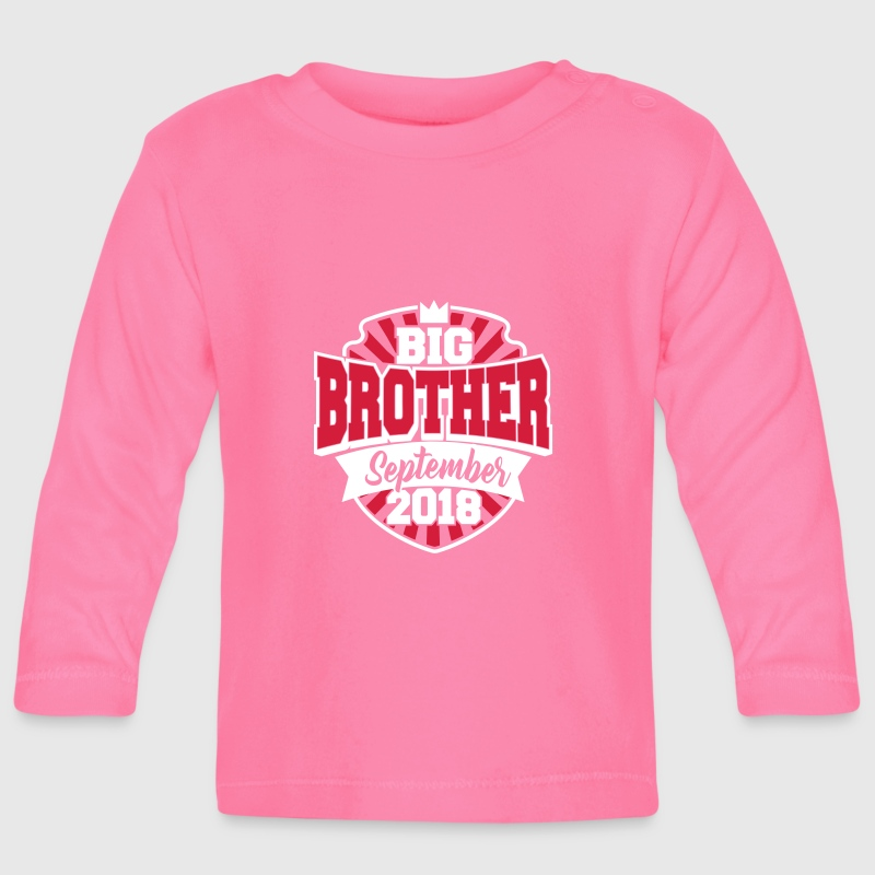 Big Brother September 2018-grote broer 2018-baby - T-shirt