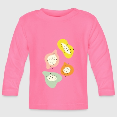 Exotic Exotic fruits - Baby Long Sleeve T-Shirt