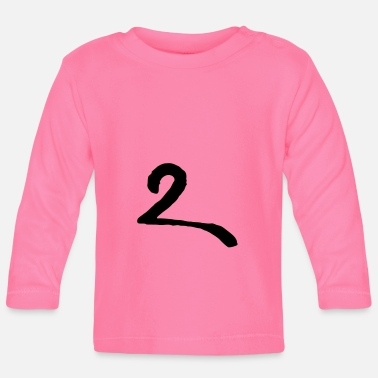 Two 2 two two due - Baby Longsleeve Shirt
