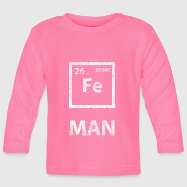 Shop Periodic Table Baby Long Sleeve Shirts Online Spreadshirt