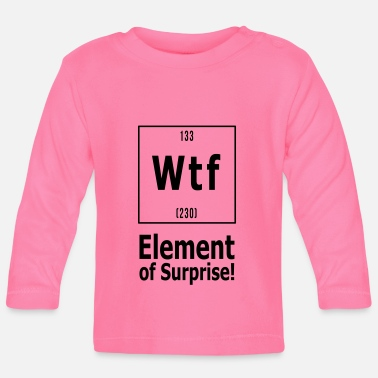 Element elements - Baby Langarmshirt
