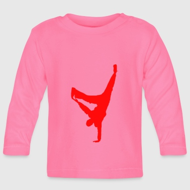 Breakdance breakdance - Langærmet babyshirt