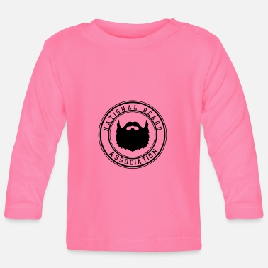 Association Association nationale Barbe - T-shirt manches longues Bébé