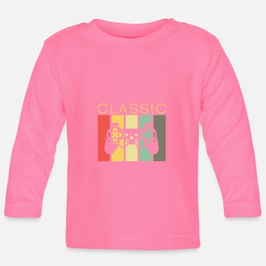 Classic video games - Baby Longsleeve Shirt