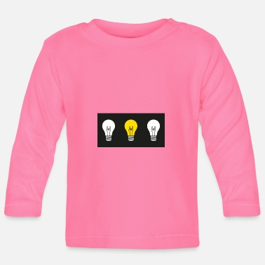Enlightened Rock enlightened - Baby Long Sleeve T-Shirt