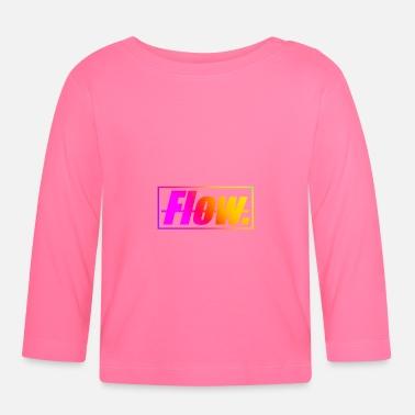 583c93f2a Pedir en línea Flujo Camisetas de manga larga bebé