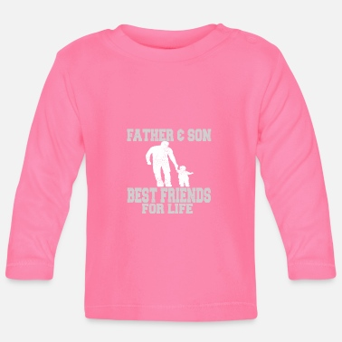 Father father and son - Baby Longsleeve Shirt