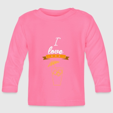Ik hou van cocktails ice gift I love - T-shirt
