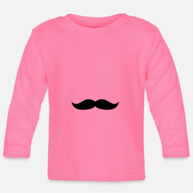 Sir moustache - Baby Longsleeve Shirt