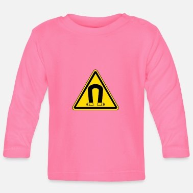 Magnet Magnetic - Baby Long Sleeve T-Shirt