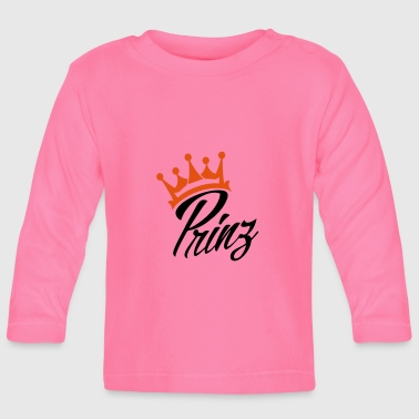 Prince Prince - Baby Long Sleeve T-Shirt