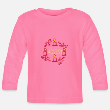 Advent Advent - Baby Longsleeve Shirt