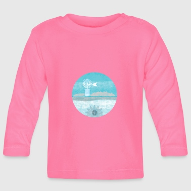 Balearic Islands - Baby Long Sleeve T-Shirt