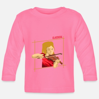 Classical Music classical music - Baby Longsleeve Shirt