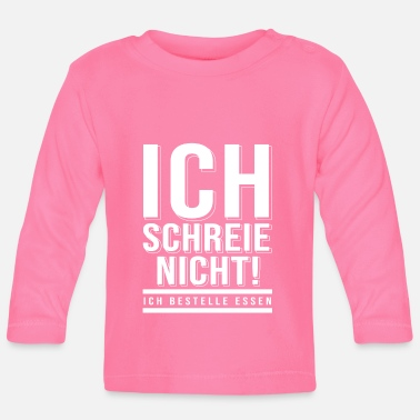 ab6c5d57 Funny Baby Onesie Baby Klær Gave Baby T-skjorte | Spreadshirt