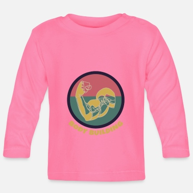 Advent body building - Baby Longsleeve Shirt