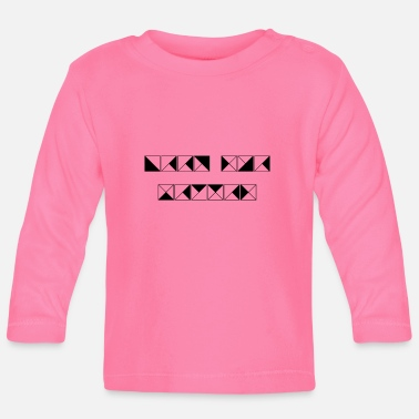 Keep the secret - cryptography - Baby Longsleeve Shirt