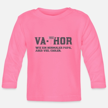 Viking Vathor - Baby Longsleeve Shirt