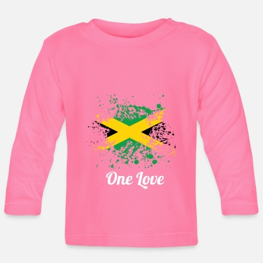 Marley One Love Marley Tribute T-shirt - Baby longsleeve