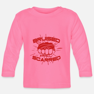 Scar BRUISED AND SCARRED - Baby Longsleeve Shirt