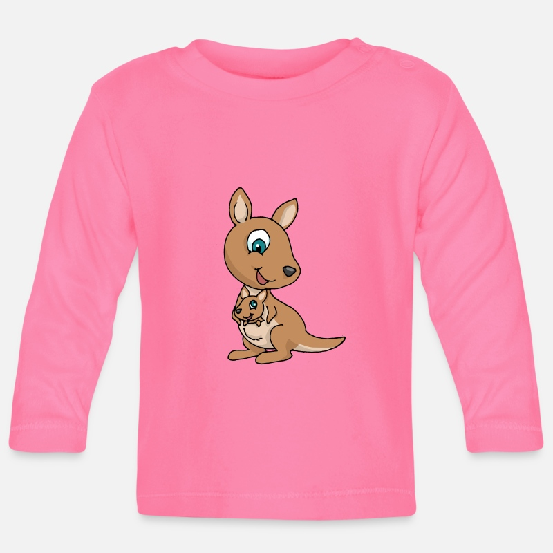 kenguru Baby T skjorte | Spreadshirt