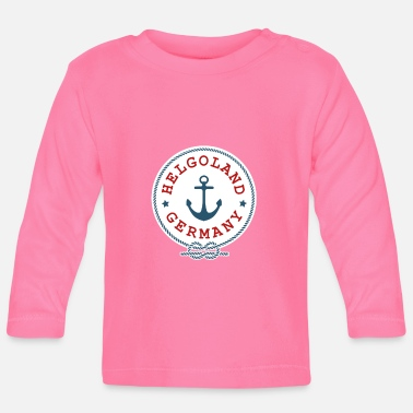 Northern Germany Helgoland North Sea Northern Germany Northern Germany - Baby Longsleeve Shirt