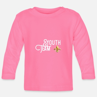 Youth Youth team & youth youth group - Baby Longsleeve Shirt