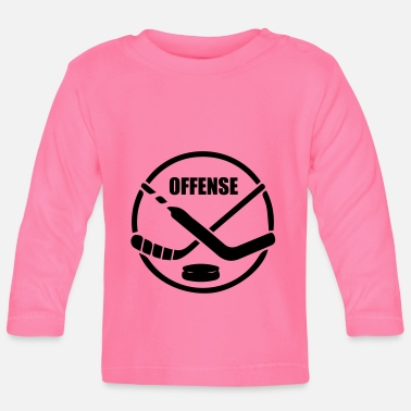 Offensive Hockey offense - Baby Longsleeve Shirt
