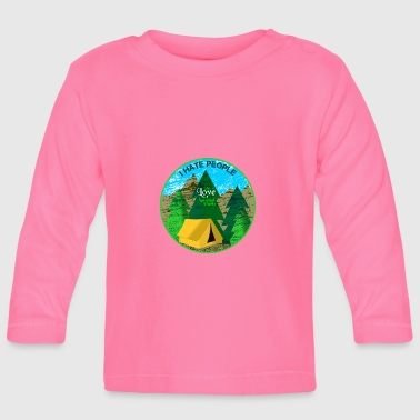 National Parks - Baby Long Sleeve T-Shirt