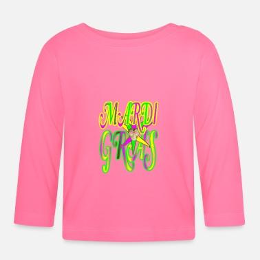 98514395 T-shirts manches longues Bébé Mardi Gras à commander en ligne ...