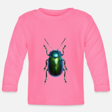 Bug Shield Bug - Långärmad baby T-shirt
