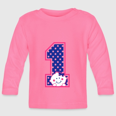 Ein Jahr - One Year - Birthday Girl - T-shirt