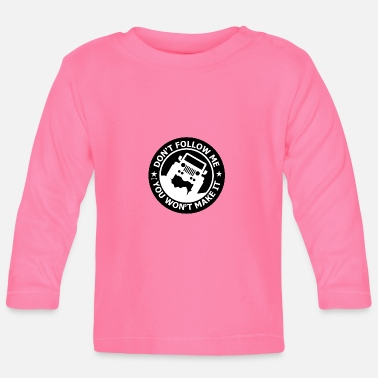 Jeep jeep - Baby Long Sleeve T-Shirt