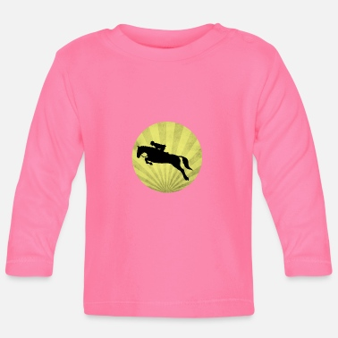 Springconcours Springconcours Equitation Springconcours Reiterin - Baby longsleeve