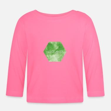 Irlanda Irlanda - Irlanda - Maglietta maniche lunghe neonato bbbe472d3fb