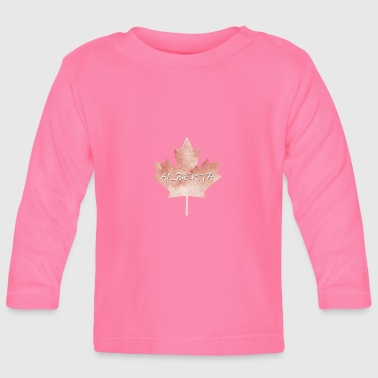 Alberta Maple Leaf - T-shirt