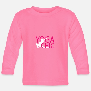 Chic yoga Chic - T-shirt