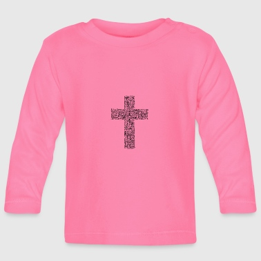 Religion cross - Baby Long Sleeve T-Shirt