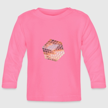 marble stone - Baby Long Sleeve T-Shirt