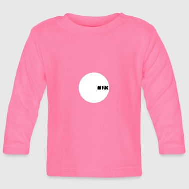 MILK - Baby Long Sleeve T-Shirt