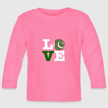 PAKISTAN HEART - Baby Long Sleeve T-Shirt
