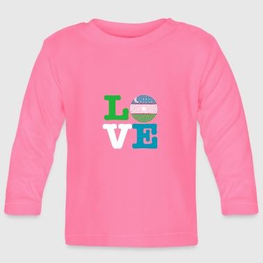 Heat HEATING - Baby Long Sleeve T-Shirt