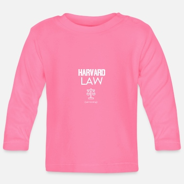 Harvard Harvard Law - Baby Long Sleeve T-Shirt
