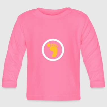 Ecological Footprint - Baby Long Sleeve T-Shirt