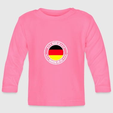 KRAKOW AT THE LAKE - Baby Long Sleeve T-Shirt
