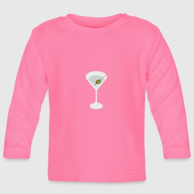 Martini - Baby Long Sleeve T-Shirt