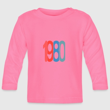 Established 1980 - Baby Langarmshirt