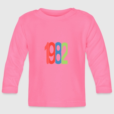 Established 1982 - Baby Langarmshirt