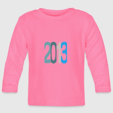 Established 2013 - Baby Langarmshirt