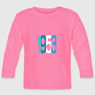 Established 1953 - Baby Langarmshirt